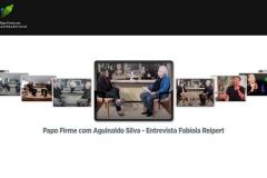 Papo Firme com Aguinaldo Silva